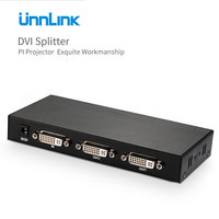 Unnlink DVI Split 1 2 1 4 1 8 1 16 DVI D Video DVI Adaptor