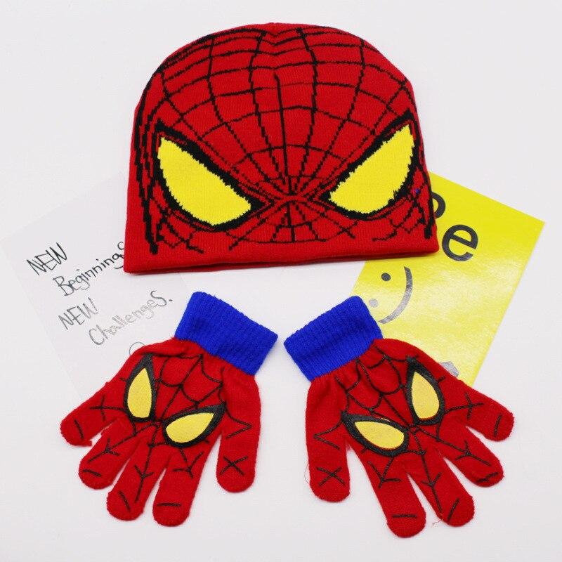 Hot-Children-s-Cap-Scarf-Hat-Winter-Cartoon-Minions-Glove-Hats-Sets-Fashion-Kids-Baby-Warm