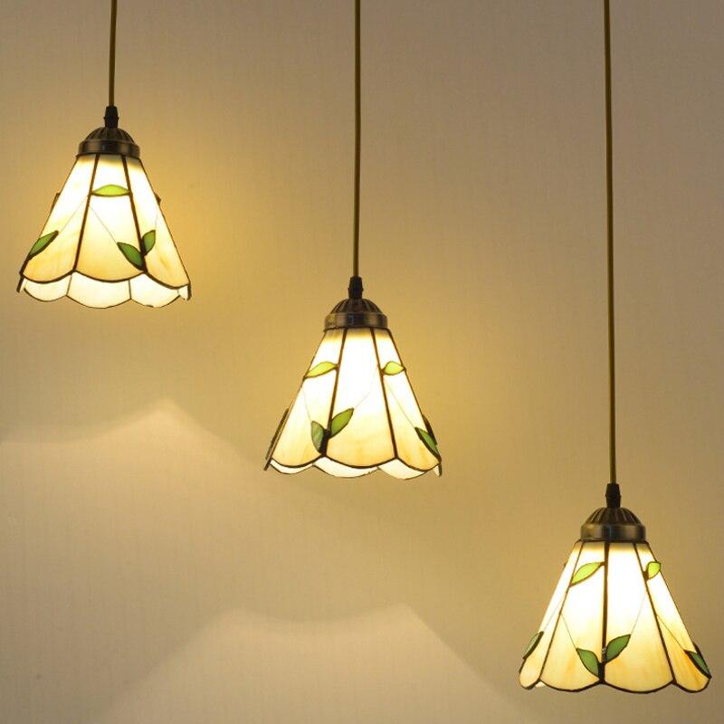 Kitchen Pendant Light Bedroom Lamp Bar Ceiling Light: American Village Restaurant Pendant Lamp Retro European
