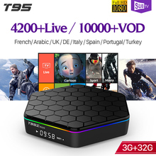 Box Android T95Z IPTV