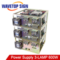 Laser Welding Machine Dedicated Power Supply Touch Screen Control Light Stability 3 Layer Box 3 Bulbs 3 YAG Lamp 3-LAMP 600W