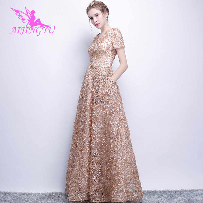 7b39cf3763 Detail Feedback Questions about AIJINGYU Sexy Party Gown Women Long ...