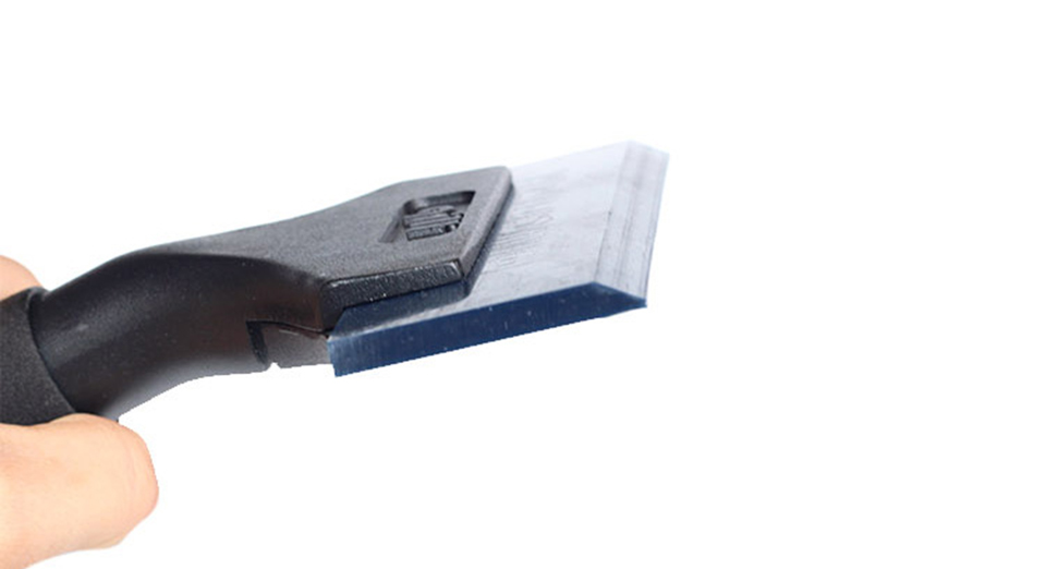 Image 5 - Imported Reinforced Plastic Pro Power Squeegee Aluminum long handle dichotomanthes scraper with Blue Max Rubber blades QH 02T-in Car Stickers from Automobiles & Motorcycles