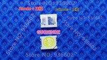 JUFEI Retroilluminazione A LED 1210 3528 2835 1W 3V 107LM bianco Freddo Retroilluminazione DELLO SCHERMO LCD per TV TV Applicazione 01.JT. 2835BPWP2 C