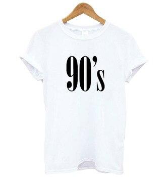 86265583c Camisetas de manga corta a rayas informales de algodón con estampado para  bebés de los 90 ...