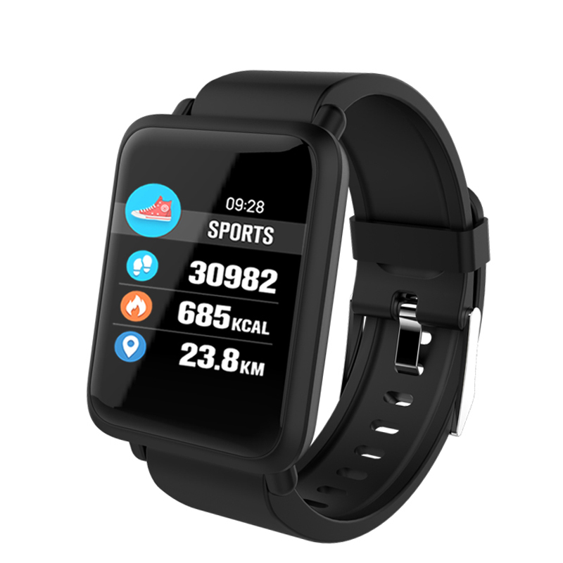 2019 Smart Watch Men Women Heart Rate Monitor Smartwatch Waterproof Sport Wrist Watch Fitness Tracker For Android IOS  Swimming