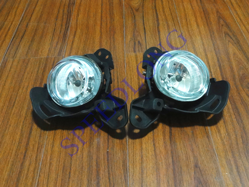<font><b>2</b></font> PCS/PAIR RH and LH Front bumper driving <font><b>fog</b></font> lights <font><b>lamps</b></font> for <font><b>Mazda</b></font> CX-5 2013-2015 image