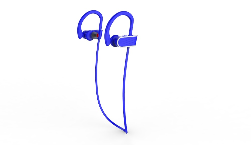 Fashion Wireless Bluetooth 4.1 Earphone Sports Earbud Running stereo Headphone handfree Headset for phones