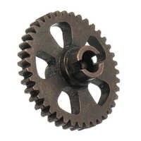 Tout nouveau G2610 acier engrenage droit 39 T 1/16 pièces de mise à niveau pour Truggy Buggy court Course 1631 1651 1621