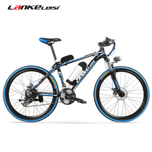 MX3.8 48V 10Ah Big Energy Battery Mountain Bike, 21 Speed, 26 Inches*1.95 Wheel, Aluminum Alloy Frame, Electric Bicycle,