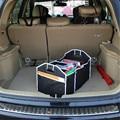 2016 nova caixa de luva tronco bolsa carro ferramentas dobrável não tecido de armazenamento cubículo de carros