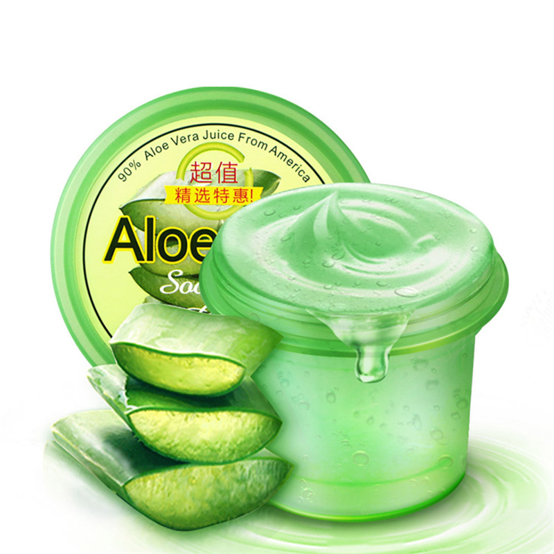 New 90% Aloe Vera Gel Healing Sunburn Gel Sooth Skin Care