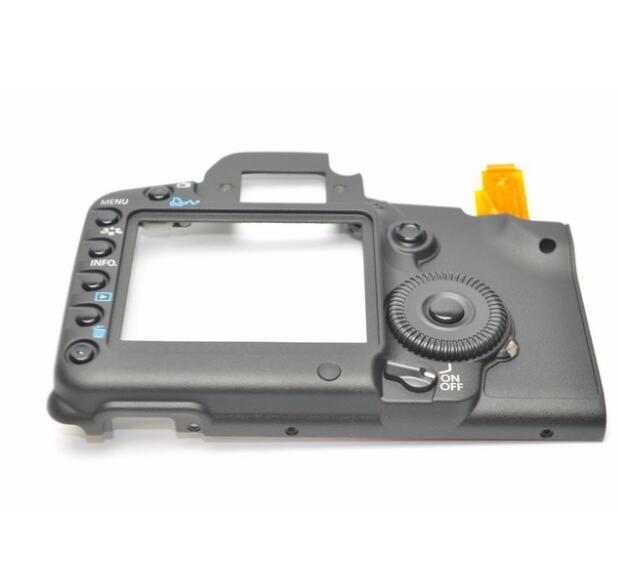 Nouvelles unités d'assemblage de couverture arrière touches de fonction pour Canon 5D2 5D Mark II SLR pièce de réparation d'appareil photo numérique
