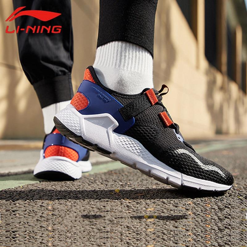 Li-Ning Men MAFIA Classic Leisure Lifestyle Shoes Breathable Hit-Color Light LiNing Li Ning Sport Shoes Sneakers AGCP033 YXB288