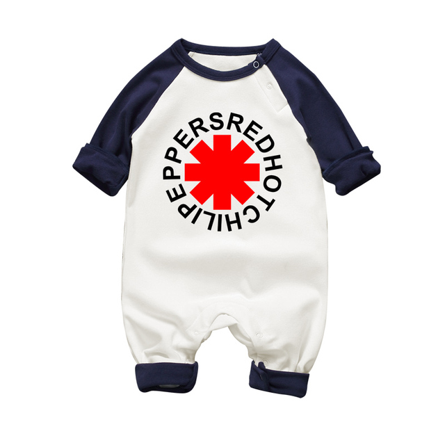 e5a891ec4 Baby Boy Romper 2017 Spring Baby Girl Clothing Sets Red Hot Chili ...