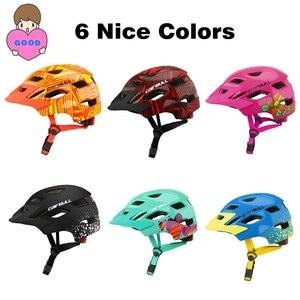 Image 2 - Cairbull新ファッショナブルな子供サイクリングヘルメット子供のスポーツ安全自転車ヘルメットスクーターバランスバイクヘルメットとテールライト
