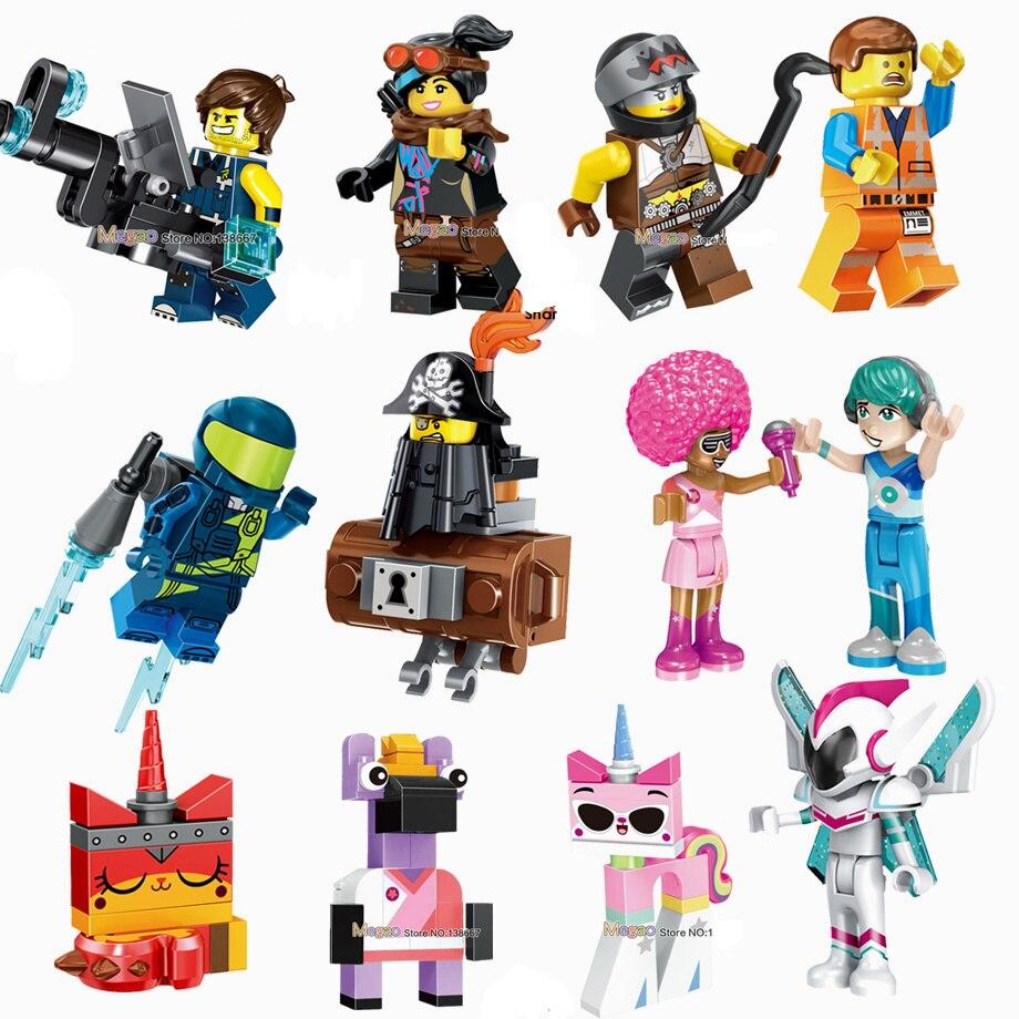 LEGO Minifigures Building Blocks Unikitty Minifigures uni