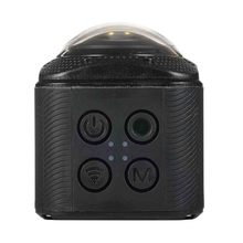 Free Shopping SOOCOO Cube360F 1080P Full HD 360 Degree Panorama Camera Wifi 20m Waterproof Depth