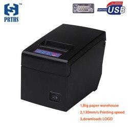 Wysokiej prędkości termiczna drukarka pokwitowań dla 2 cal drukowanie na papierze z USB interfejs szeregowy długa żywotność głowicy drukującej wsparcie dla windows 10