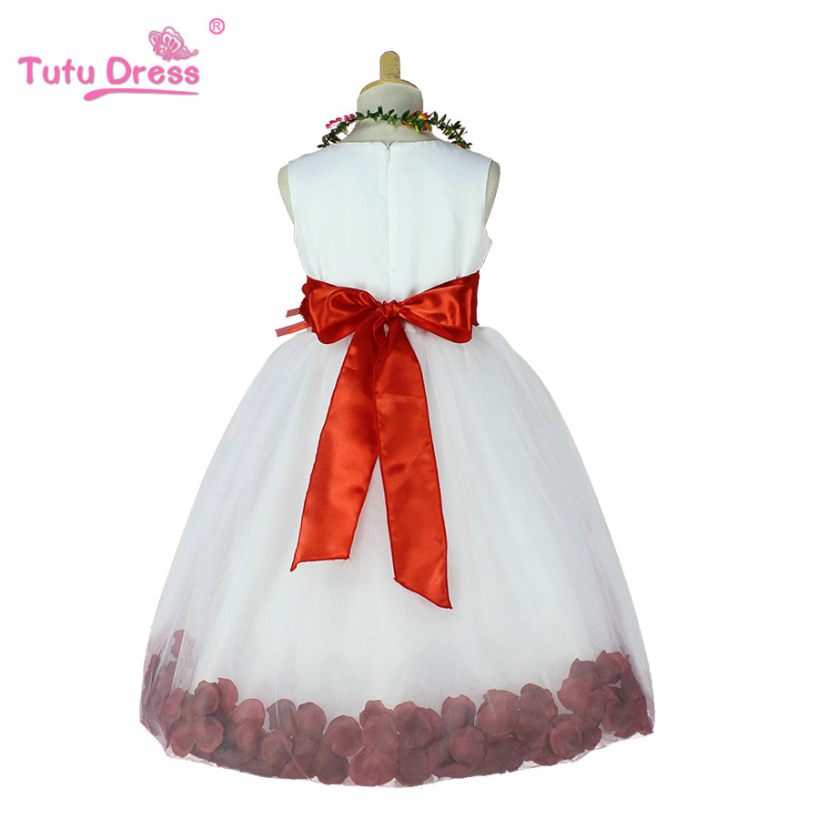 Aliexpress.com : Buy Hot Sell Flower Girl Dresses For Weddings ...
