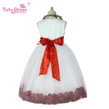 Flower Girl Elegant Dresses For Weddings