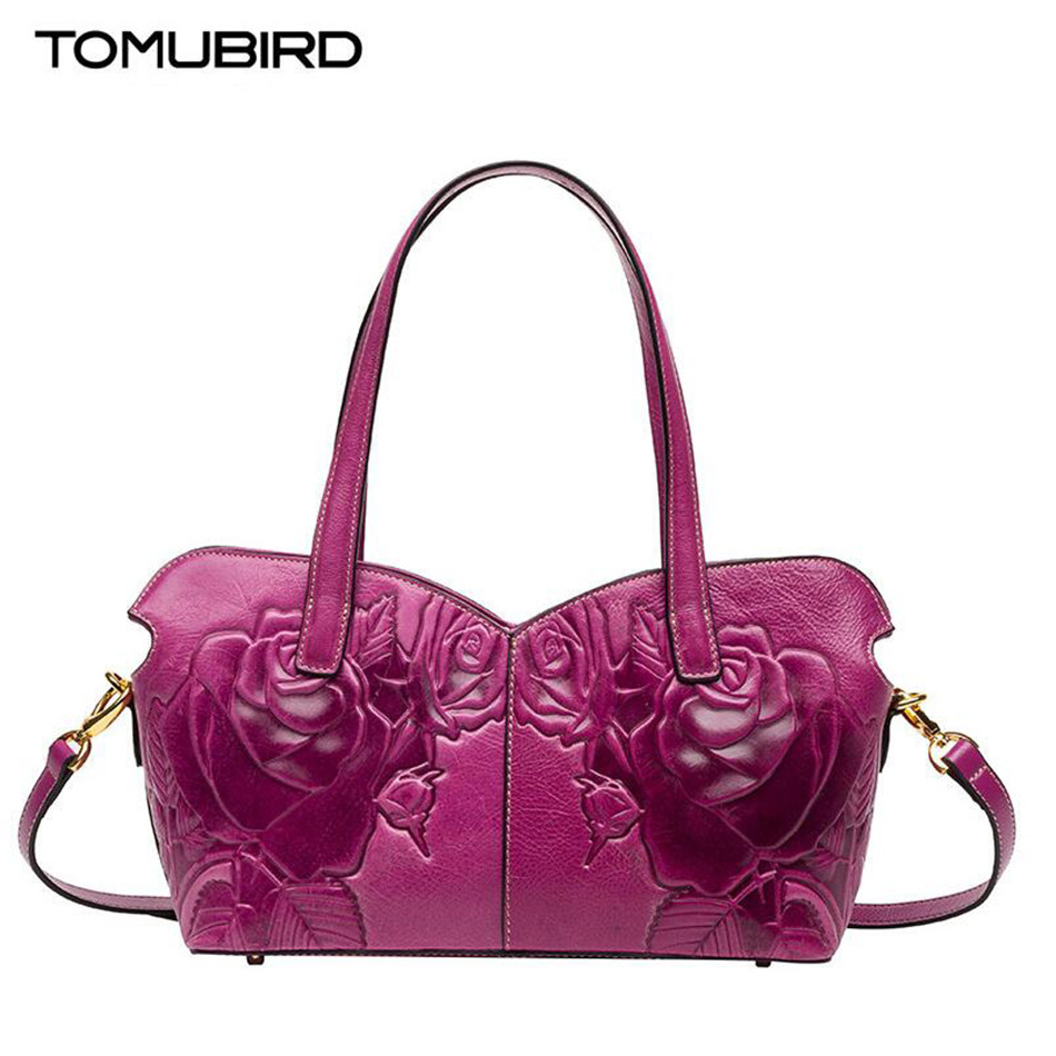 Tomubird Women Bag Genuine leather Tote Bag Luxury Ladies Handbag Lady Evening Bags Solid Female Messenger Bags sac a main