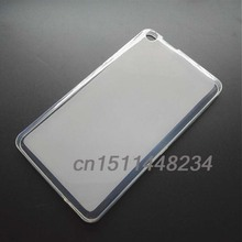 New! fashion slim Transparent frosted TPU silicone Case Cover For ASUS Fonepad 7
