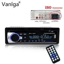 Auto Radio JSD520 12 V Per Auto Bluetooth Stereo In-dash 1 Din Autoradio FM Ingresso Aux Supporto Mp3/ MP4 USB AUX IN Auto TF Radio Player