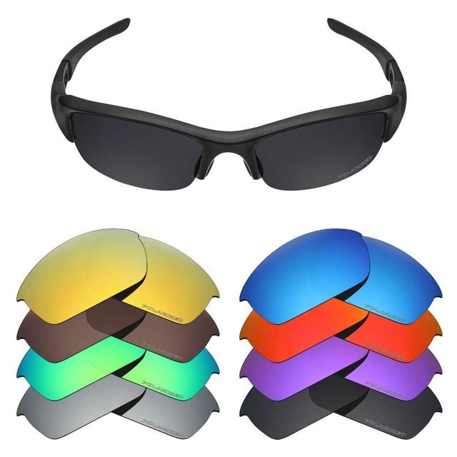 98e6168b89a Mryok Polarized Replacement Lenses for Oakley Flak Jacket Sunglasses  Lenses(Lens Only) - Multiple Choices