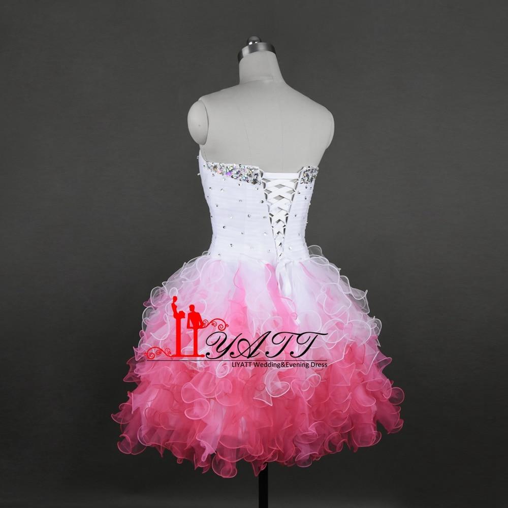 Liyatt octavo Grado Short Prom Vestidos de Fiesta Vestido 2017 ...