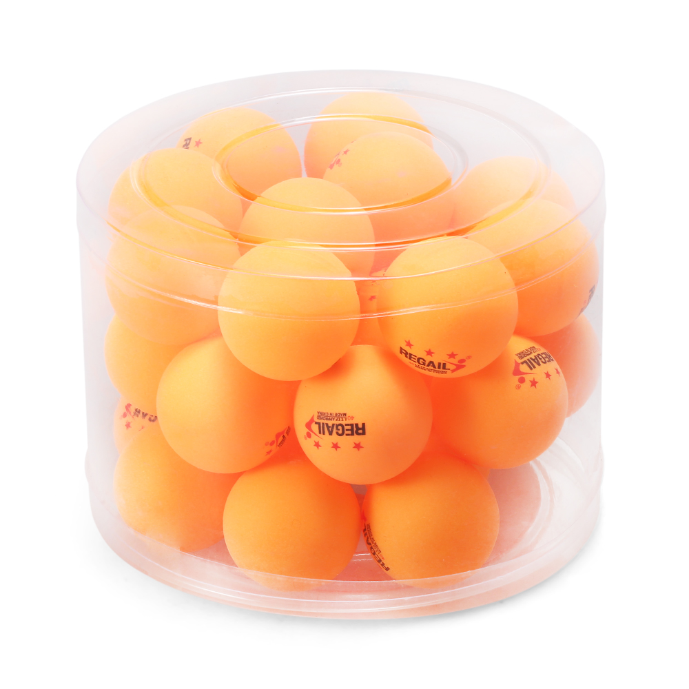 30Pcs 3 Star 40mm Table Tennis Balls Ping Pong Balls Amateur Advanced Training Practice Balls Outdoor Sports Ping Pong Ball