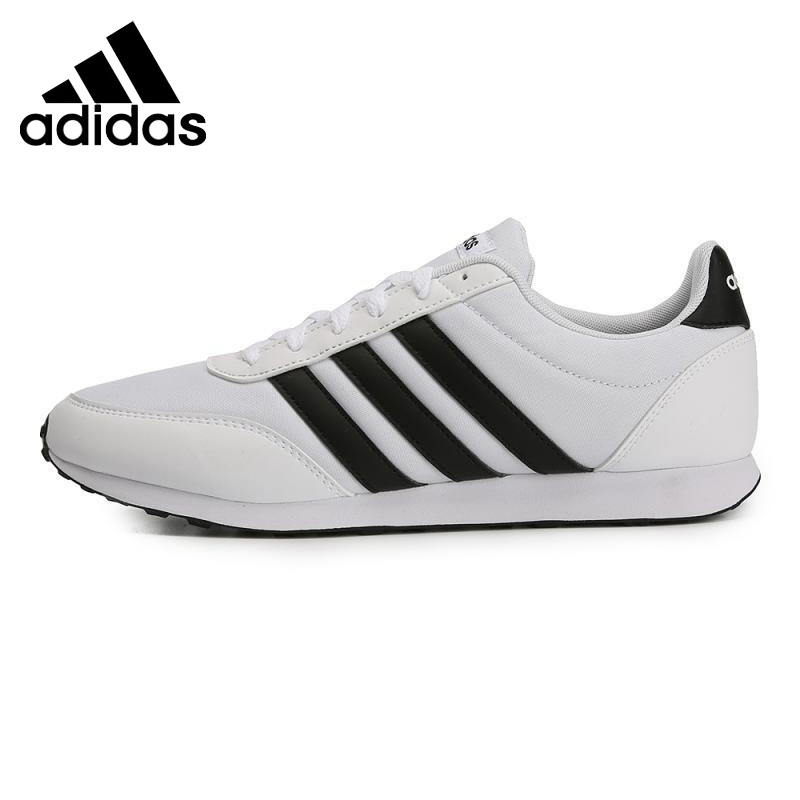 Original New Arrival  Adidas Neo Label V RACER 2 Mens Skateboarding Shoes SneakersOriginal New Arrival  Adidas Neo Label V RACER 2 Mens Skateboarding Shoes Sneakers