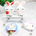 Large Size 60cm Cartoon Retractable Reel for Bus Credit Card Holder for Kids best gifts