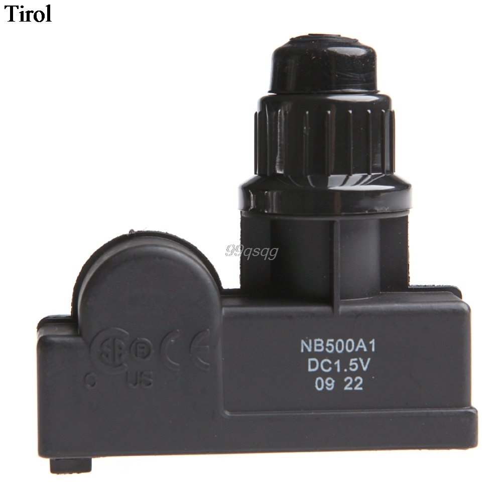 New BBQ Gas Grill Replacement 1 Outlet AA Battery Push Button Ignitor Igniter Drop shipping