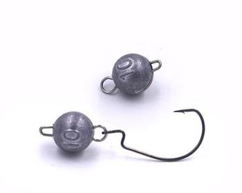 משקולת כדור המשמשת גם כ ג'יגהד לסיליקון, קליפס אמצעי נשלף
