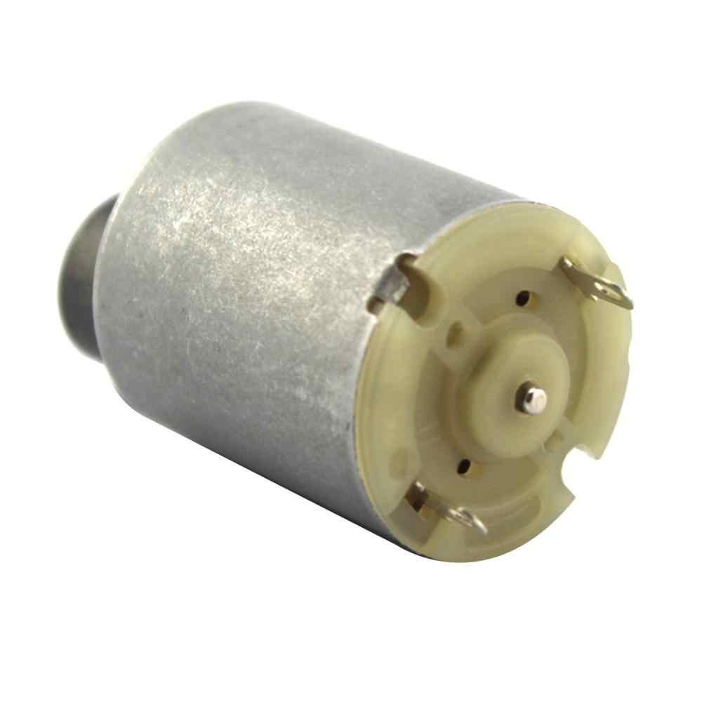 4pc 30*23.5 280 milímetros Motor de Vibração de Choque Super Micro DC3-6V Massageador de Cabeça Do Motor para DIY Sistema de Alarme 1000-1870rpm