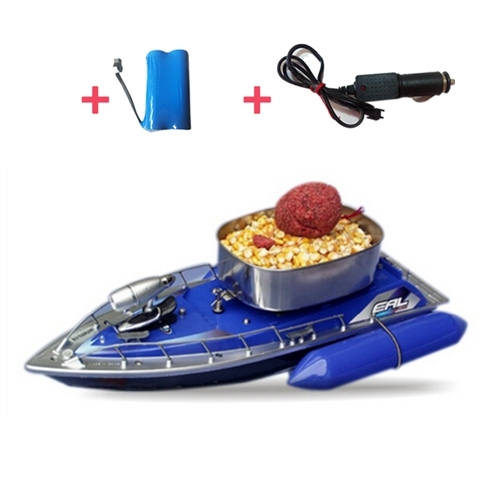 2016 Newest T10-C mini fast electric rc fishing bait boat 280M Remote Fish Finder fishing boat Lure boat rc boat 5Hours/6400MAH