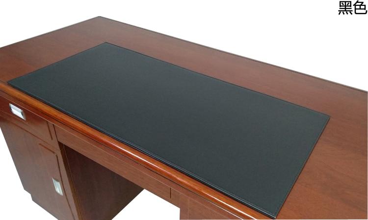 90*40CM High Quality PU Leather Business Office Desk Mat Computer Desk Pad