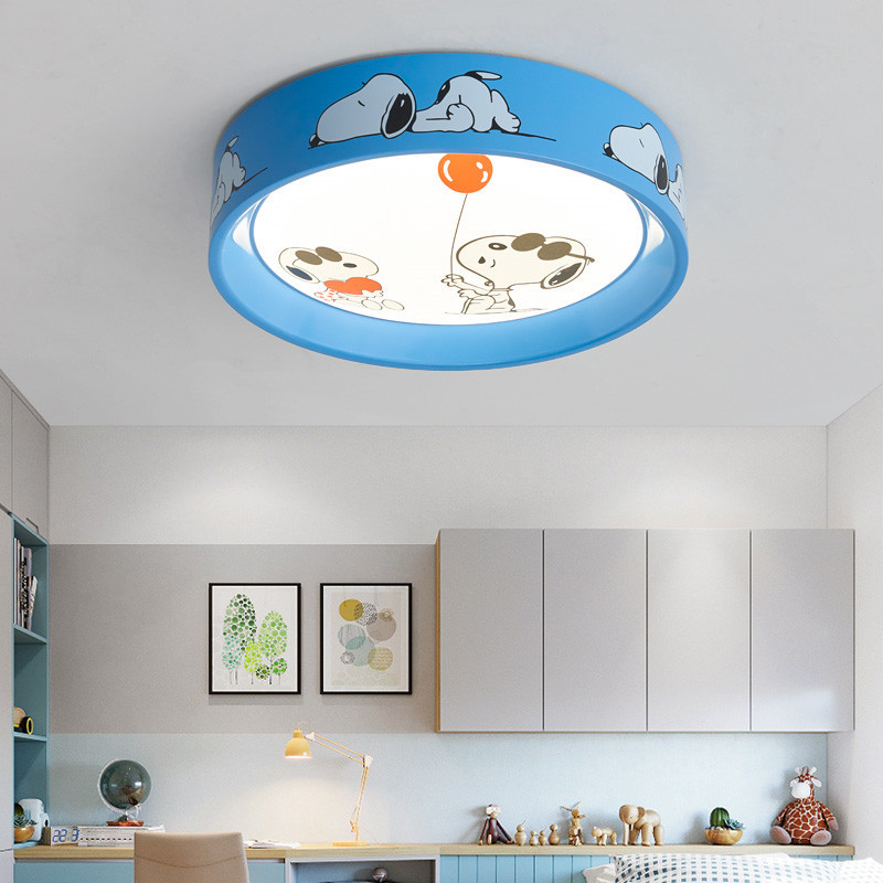 Us 57 7 32 Off Cartoon Captain America Princess Boys Bedroom Led Dimmable Cloud Ceiling Light Lamp Fixture For Kid Children S Room Nursery In