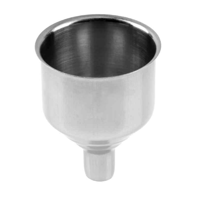 Funnel Hopper FilterWine Oil Liquor Honey Stainless Steel Kitchen Gadget Filter Perfume Liquid Water Kitchen Cook Tools