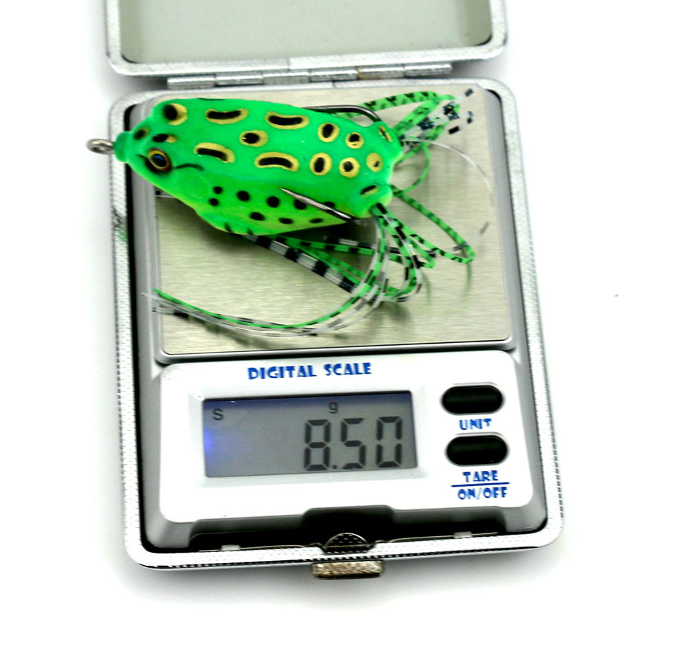 FO004 soft frog bait (11)