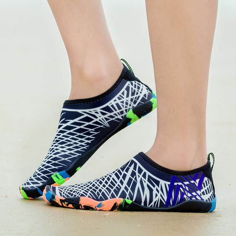 Unisex Sneakers Beach Water Shoes For Swimming Shoes Women Men Sneakers Diving Barefoot Aqua Shoes Slippers For Sea Shoes 2