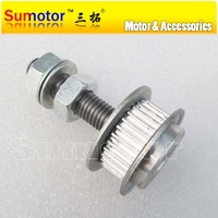 3M Arc HTD Tooth Tensioner Pulley 30Teeth Pitch 3mm Timing Belt Tensioning System Easy Access Adjustment