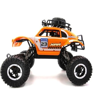 2018 Manufacturers direct 1:14 four-drive power electric cute beetles climbing remote control car children's gifts
