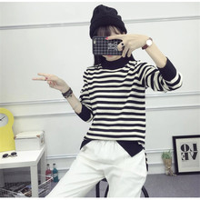 Winter Female Pullover Knitted Sweater Autumn Korean High Stretch Sweaters For Young Ladies Long Sleeve Casual Top Women Sweater
