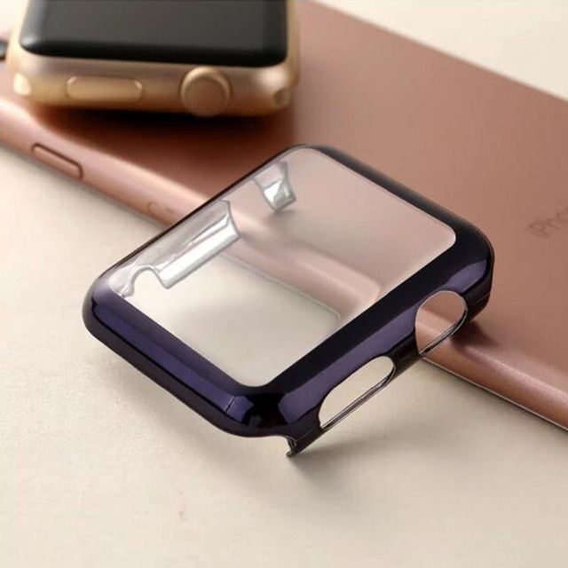 Protective Shell Case for Apple Watch 5