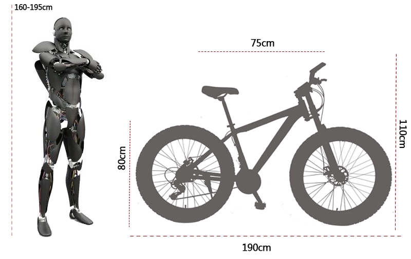 HTB16uFnXwmH3KVjSZKzq6z2OXXaa wolf's fang Mountain Bike 21/24Speed bicycle Cross-country Aluminum Frame 26x4.0 Fat bike Snow road bicycles Spring Fork Unisex