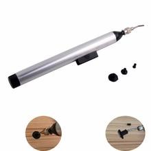 IC SMD Vakuum Saugen Saug Stift Remover Sucker Pick Up Hand Tool Solder Entlöten RCmall XZ0018C