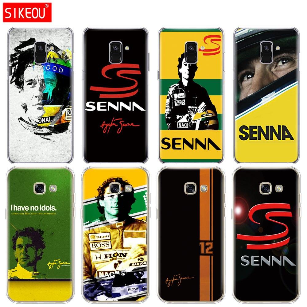 silicone-phone-case-cover-for-samsung-galaxy-a8-2018-a3-a310-a5-a510-a7-2016-2017-ayrton-font-b-senna-b-font