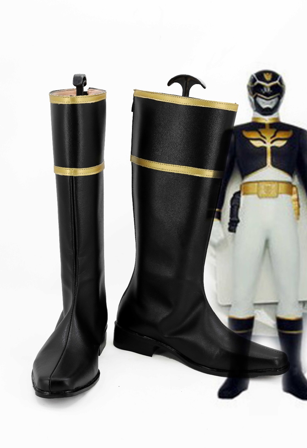 Nodame Cantabile The Movie Agri Cosplay Shoes Boots For Halloween Carnival